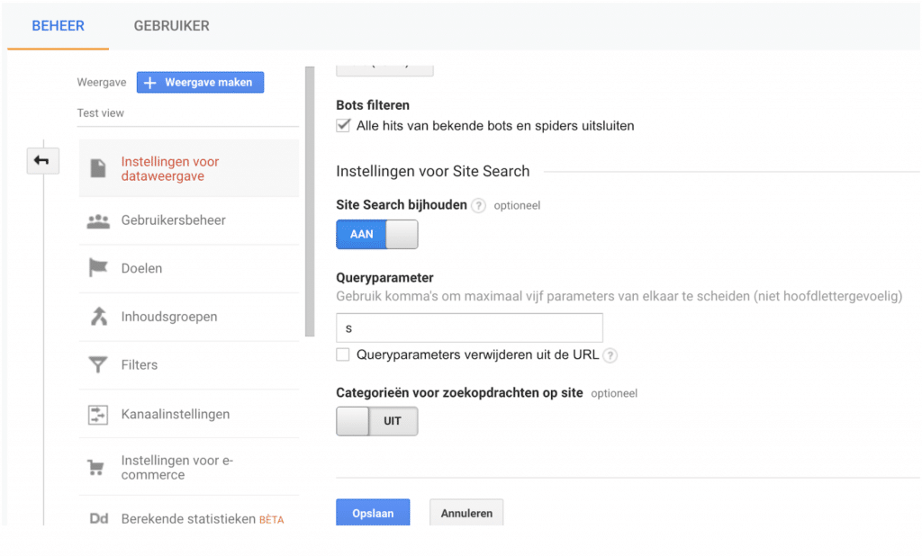 Google Analytics instellen Kollektif Media 3