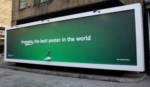 Carlsberg poster - Kollektif Media