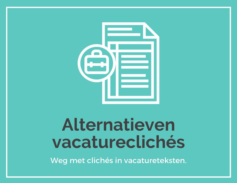 Gratis alternatieven voor vacatureclichés - Kollektif Media